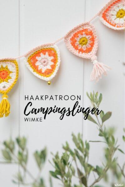 Haakpatroon Campingslinger