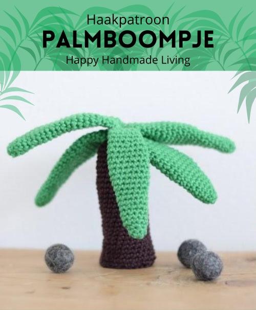 Haakpatroon Palmboompje