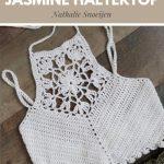 Haakpatroon Jasmine Haltertop