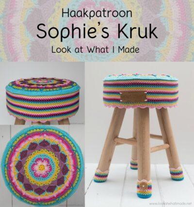 Haakpatroon Sophie's Kruk