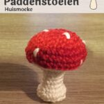 Haakpatroon Paddenstoelen