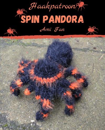 Haakpatroon Spin Pandora