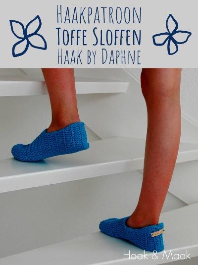 Haakpatroon Toffe Sloffen