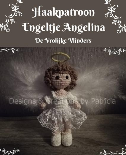 Haakpatroon Engeltje Angelina