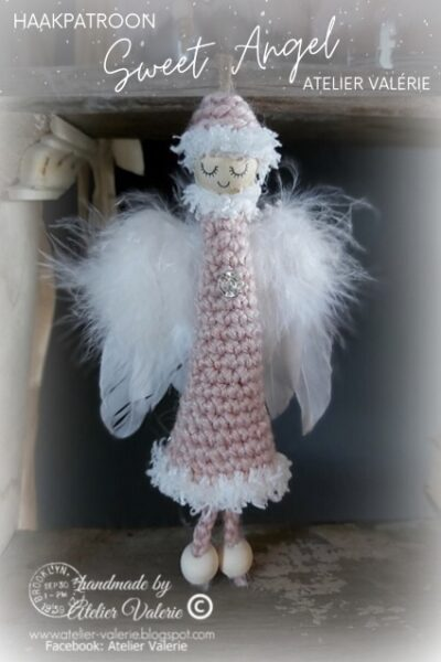 Haakpatroon Sweet Angel