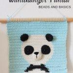 Haakpatroon Wandhanger Panda