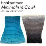 Haakpatroon Minimalism Cowl