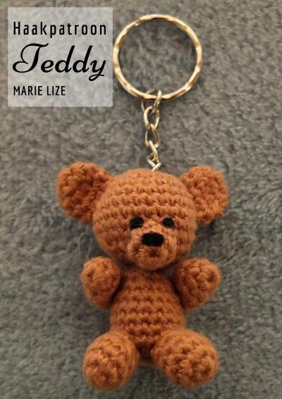 Haakpatroon Teddy