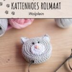 Haakpatroon Kattenhoes Rolmaat
