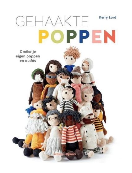 Review: Boek Gehaakte Poppen