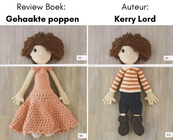review boek gehaakte poppen kerry