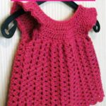 Haakpatroon Angel Wings Pinafore