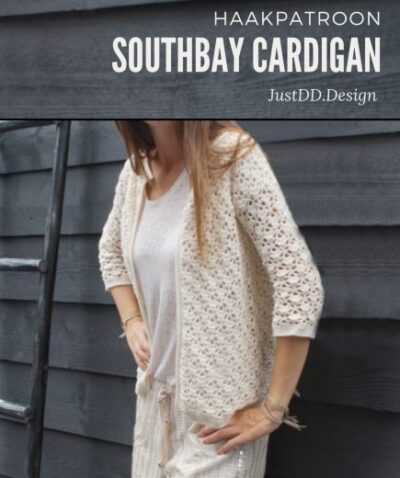 Haakpatroon Southbay Cardigan