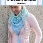 Haakpatroon Unicorn Shawl