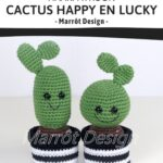 Haakpatroon Cactus Happy en Lucky