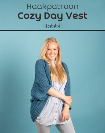 Haakpatroon Cozy Day Vest