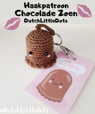 Haakpatroon Chocolade Zoen