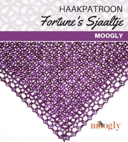 Haakpatroon Fortune's Sjaaltje