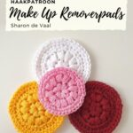 Haakpatroon Make Up Removerpads