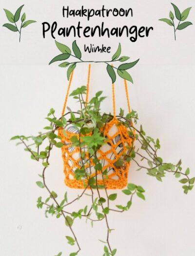 Haakpatroon Plantenhanger