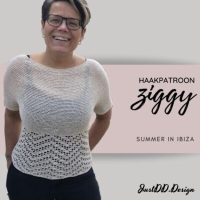 Haakpatroon Ziggy Top
