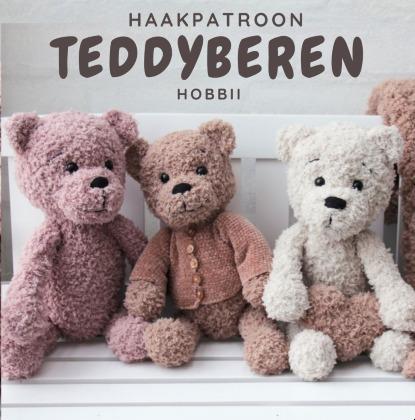 Haakpatroon Teddyberen