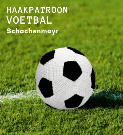 Haakpatroon Voetbal