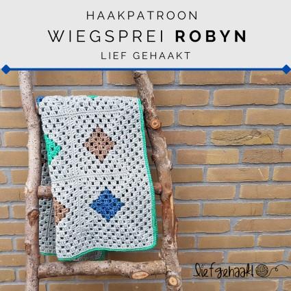 Haakpatroon Wiegsprei Robyn