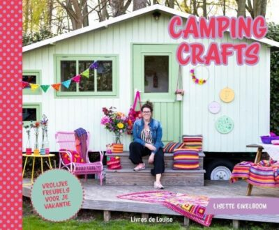 Review boek Camping Crafts