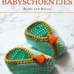 Haakpatroon Babyschoentjes Haken