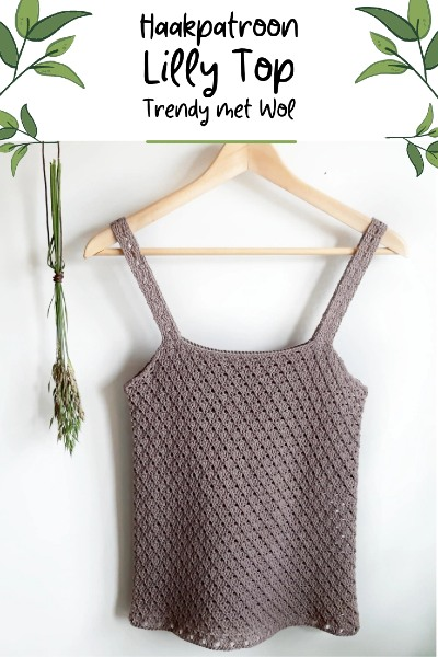Haakpatroon Lilly Top