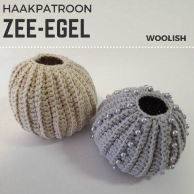 Haakpatroon Zee-Egel