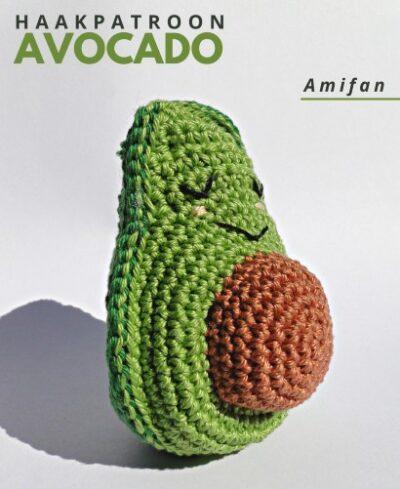 Haakpatroon Avocado