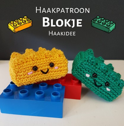 Haakpatroon Blokje
