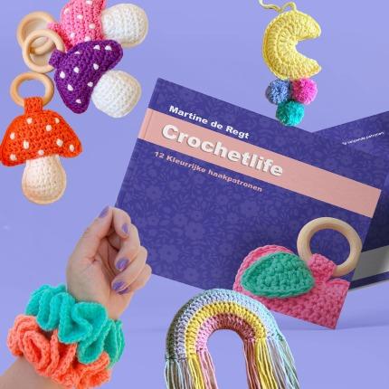 Review boek Crochetlife